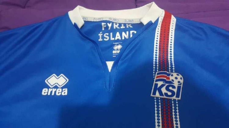 Camiseta de islandia original