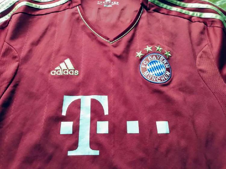 Camiseta Bayer Munich talle L original