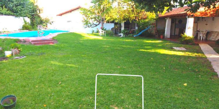 Casa - ciudad jardin del palomar-venta-lote-piscina patio