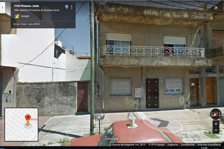 Casa en venta villa madero / la matanza (b122 112)