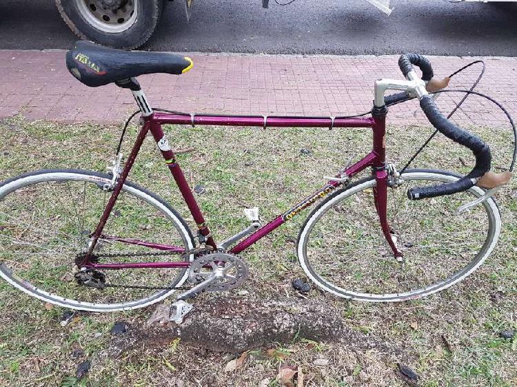 Liquido bicicleta de carrera ontivero antigua original