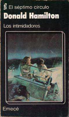 Libro: los intimidadores, de donald hamilton [novela de