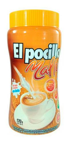 Malta instantanea el pocillo 170g alimento lheritier x1 unid