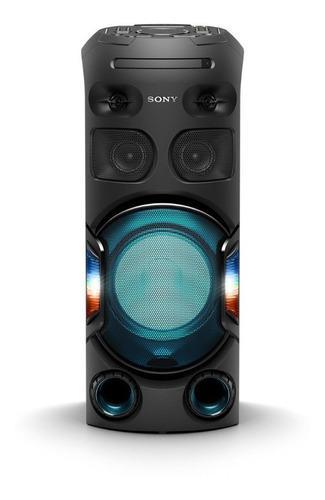 Sistema de audio de alta potencia con bluetooth mhc-v42d