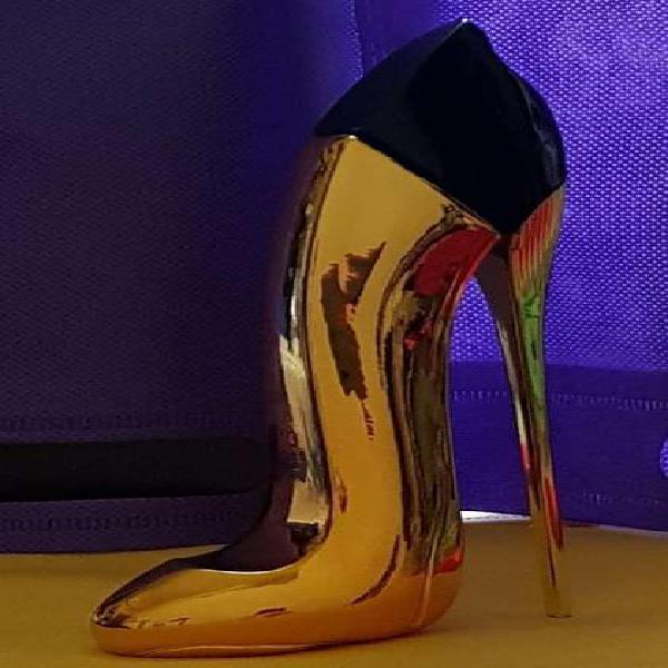 Sweet girl zapato dorado
