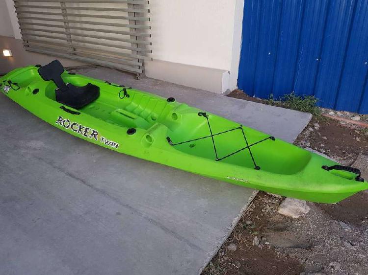 Accesorios para kayak rocker twin nuevos