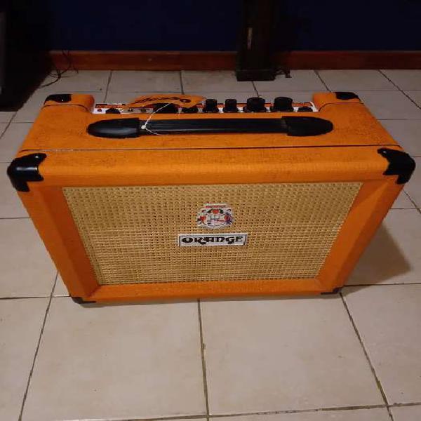 Amplificador orange crush 20 w guitarra
