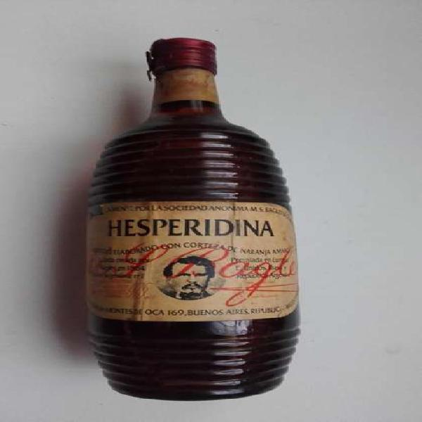 Bebida antigua - hesperidina - sin abrir