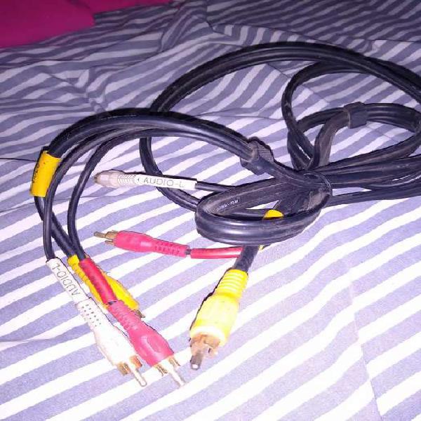 Cables y cargadores etc