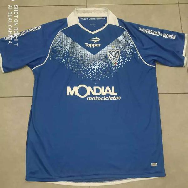 Camiseta de vélez sarfield xl