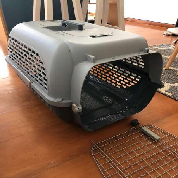 Canil/jaula transportadora