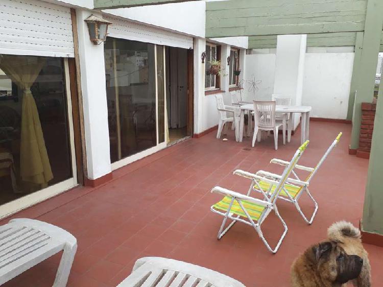 Departamento 1 ambiente con balcón terraza en venta mar del