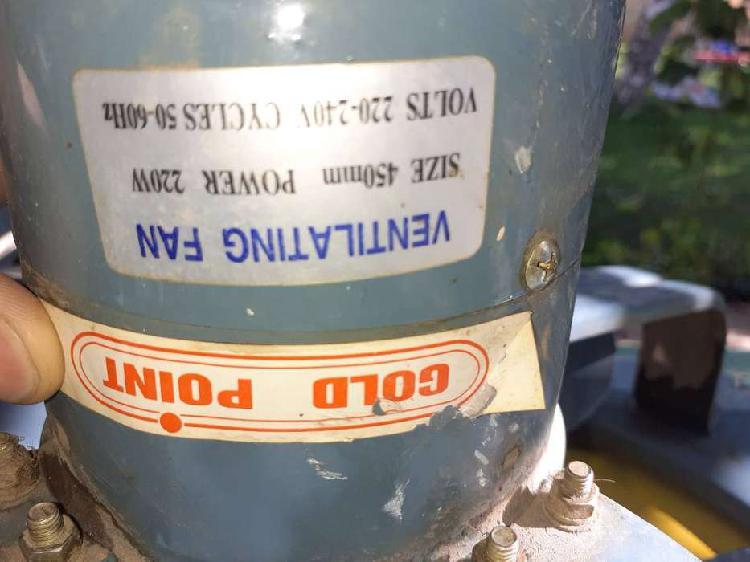 Extractor industrial trifasico saca el calor de tu cocina