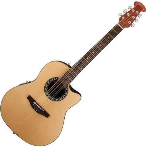 Guitarra electroacustica ovation cc28 celebrity