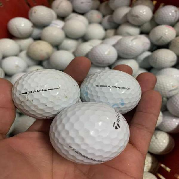 Pelotas de golf