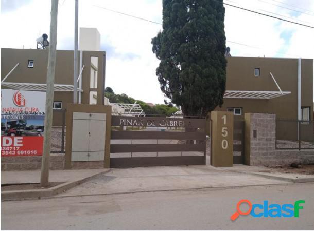 Villa allende housing duplex 2 dormitorios