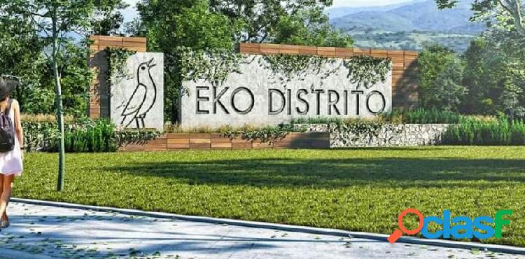 Terrenos en eko distrito - circunvalación oeste