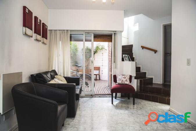 Ph 153 m2 en venta en núñez, con garaje, terraza y patio