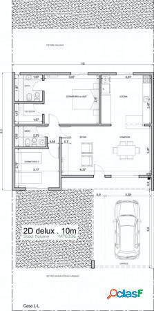 Te construimos tu casa con un estilo minimalista & elegante