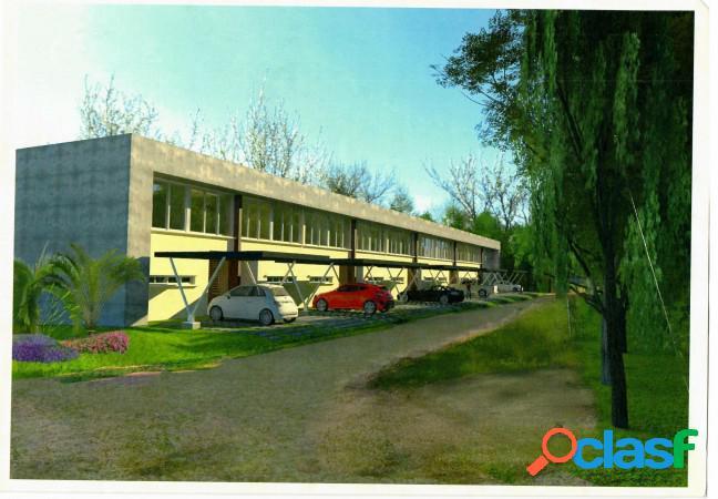 Venta duplex 4 ambientes con cocheras a estrenar barrio la celia - ezeiza