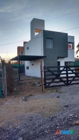 Duplex villa allende - barrio cumbres