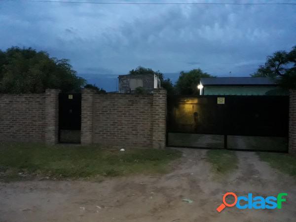 Vendo casa a estrenar + casa a remodelar – coronda - ref: 309