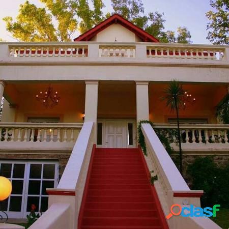 Villa allende golf imponente propiedad de estilo colonial