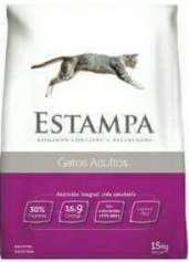 Alimento gato estampa – x 15 kg