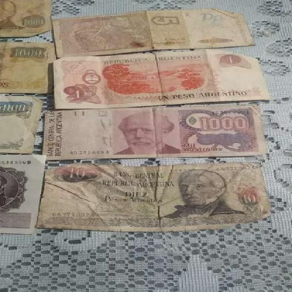Antiguos billetes argentinos atencion coleccionistas venta