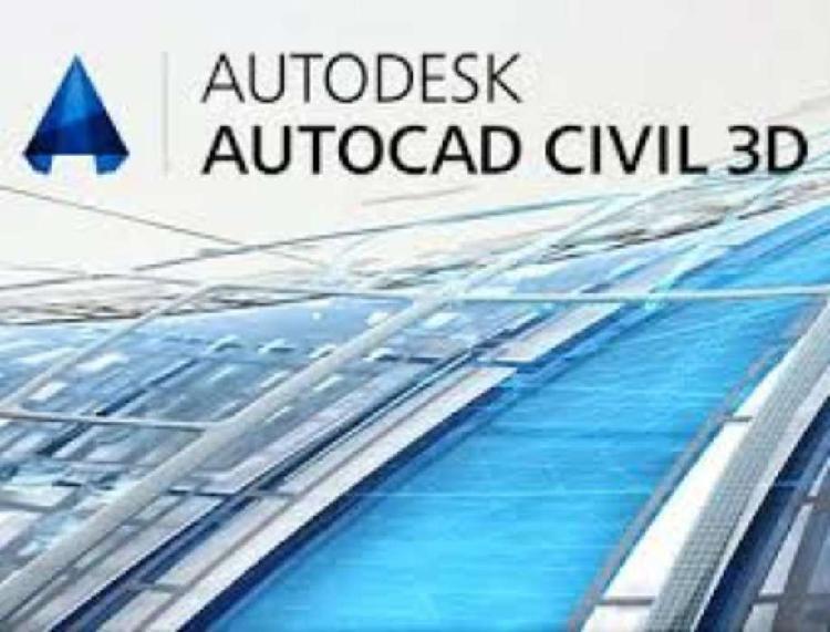 Autocad civil 3d full 32-64 bits español