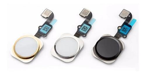 Boton home con flex repuesto para iphone 5 5c 5s 6 6s plus