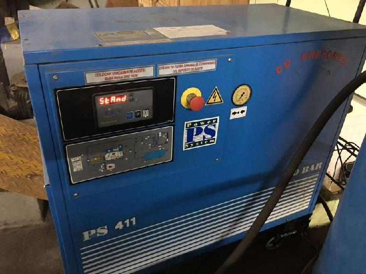 Compresor a tornillo 15hp