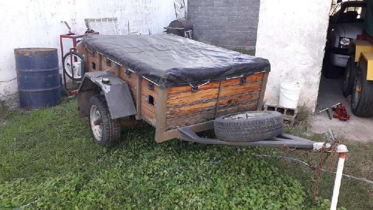 Carro trailer multiuso