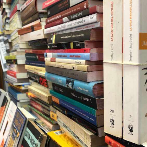 Compramos libros usados a domicilio en Belgrano