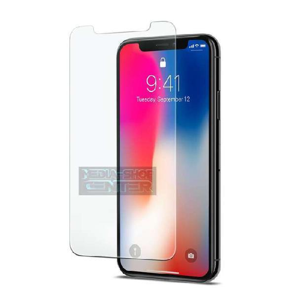 Film vidrio templado delantero iphone x xs 8 8 plus plano