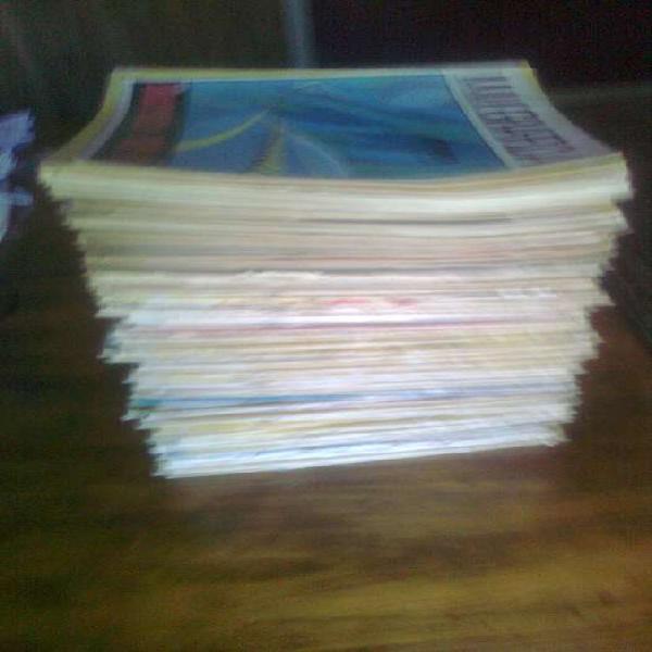 Lote de 92 revistas radio escuela grafica