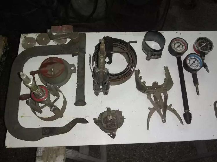 Lote herramientas para cilindros,pistones y