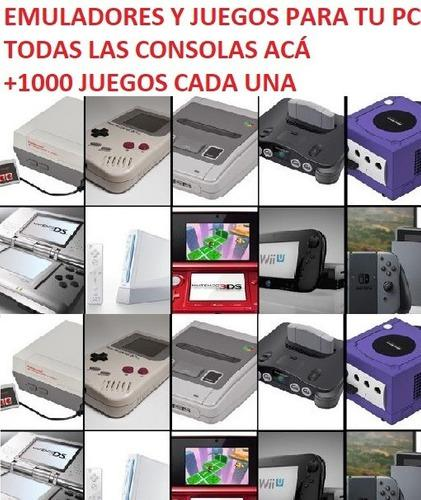 Pack juegos ps1, ps2, gameboy/color/advance, psp, gamecube