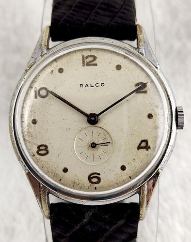 Reloj antiguo ralco bumper para hombre