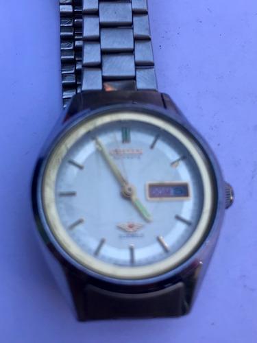 Reloj citizen antiguo automatico vintage exclusivo diseño