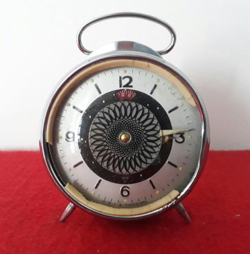 Reloj despertador vintage - decoracion - shangai