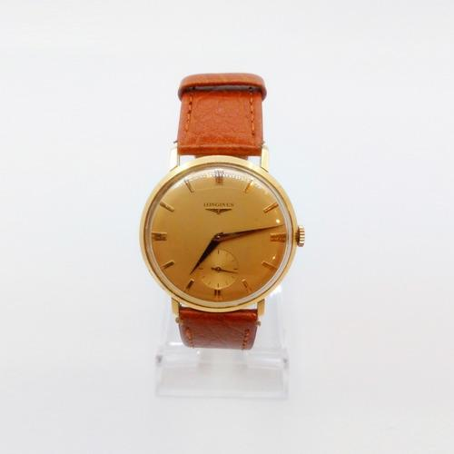 Reloj longines oro 18k