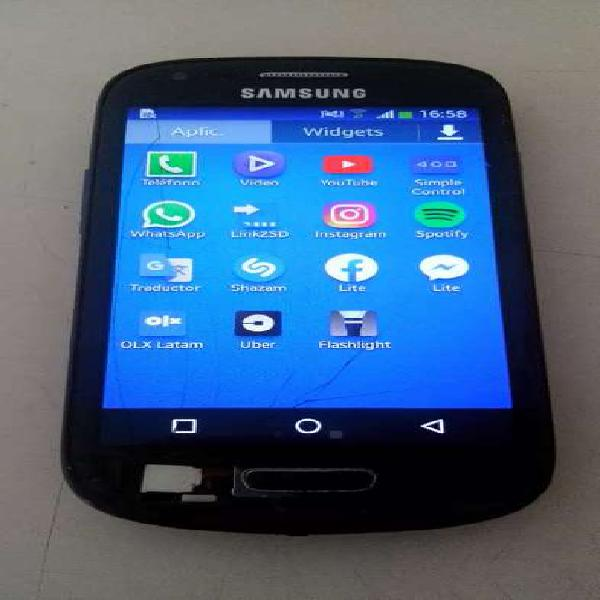 Samsung s3 mini astillado (leer atento)