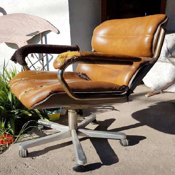 Sillón oficina ò living original diseño americano charles