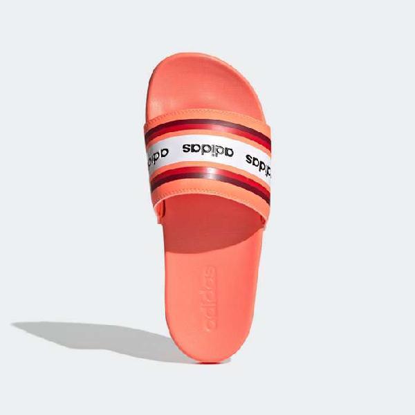 Adidas ojotas mujer adilette comfort farm rio talle us 9