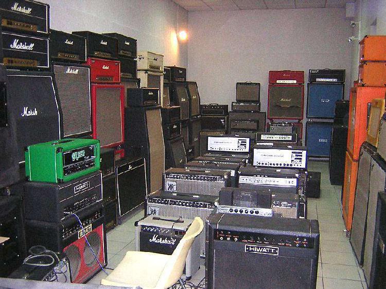 Amplificadores, valvulas y transistores