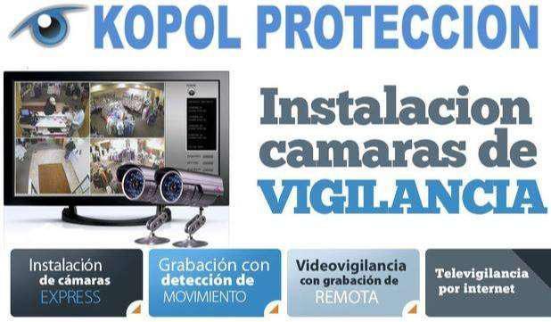 Camaras de seguridad ip vigilancia instalacion