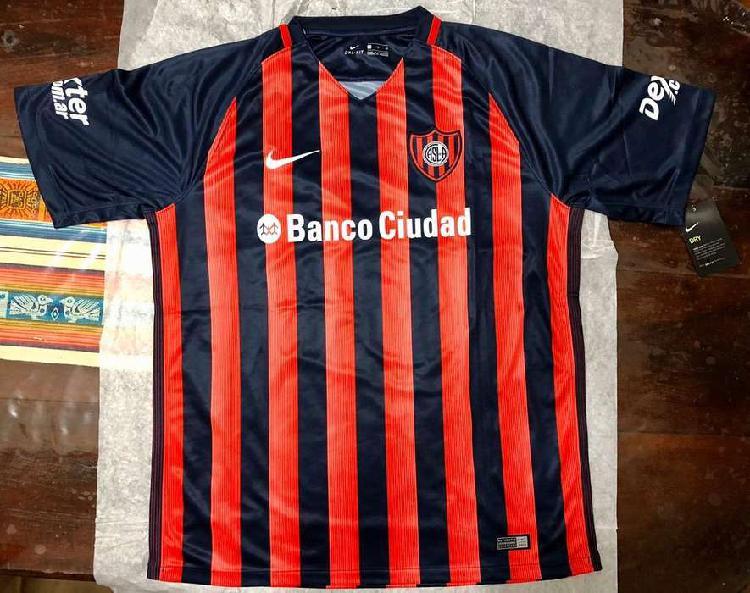 Camiseta san lorenzo original nueva