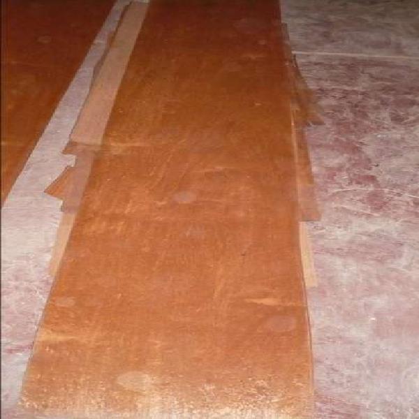 Chapa de madera de cedro paraguayo