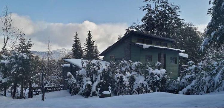 Casa cabaña + 2 loft turisticos